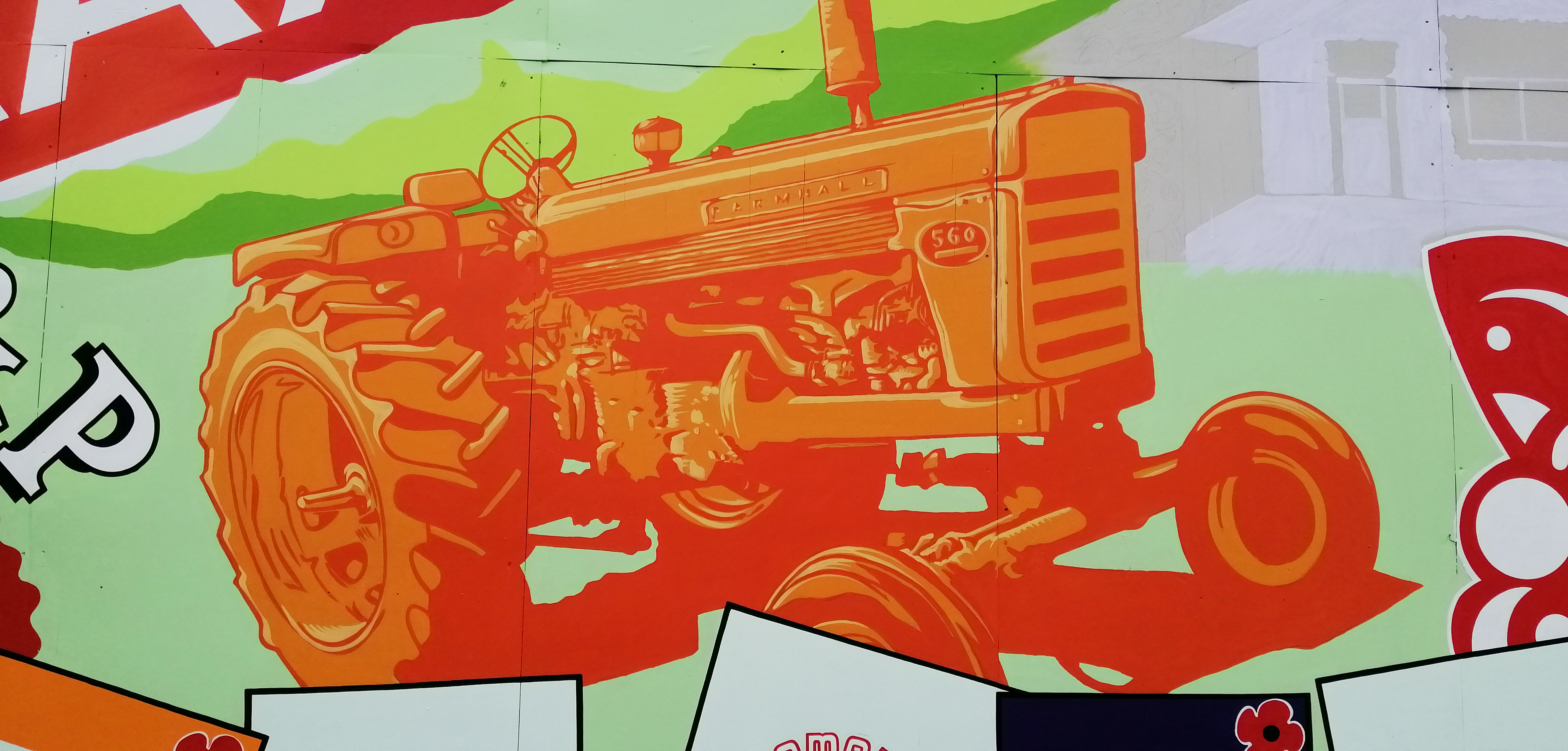 mono tractor