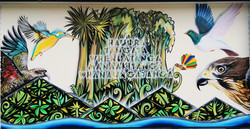 full mural finished