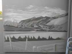 mural on richard and lynn kane.