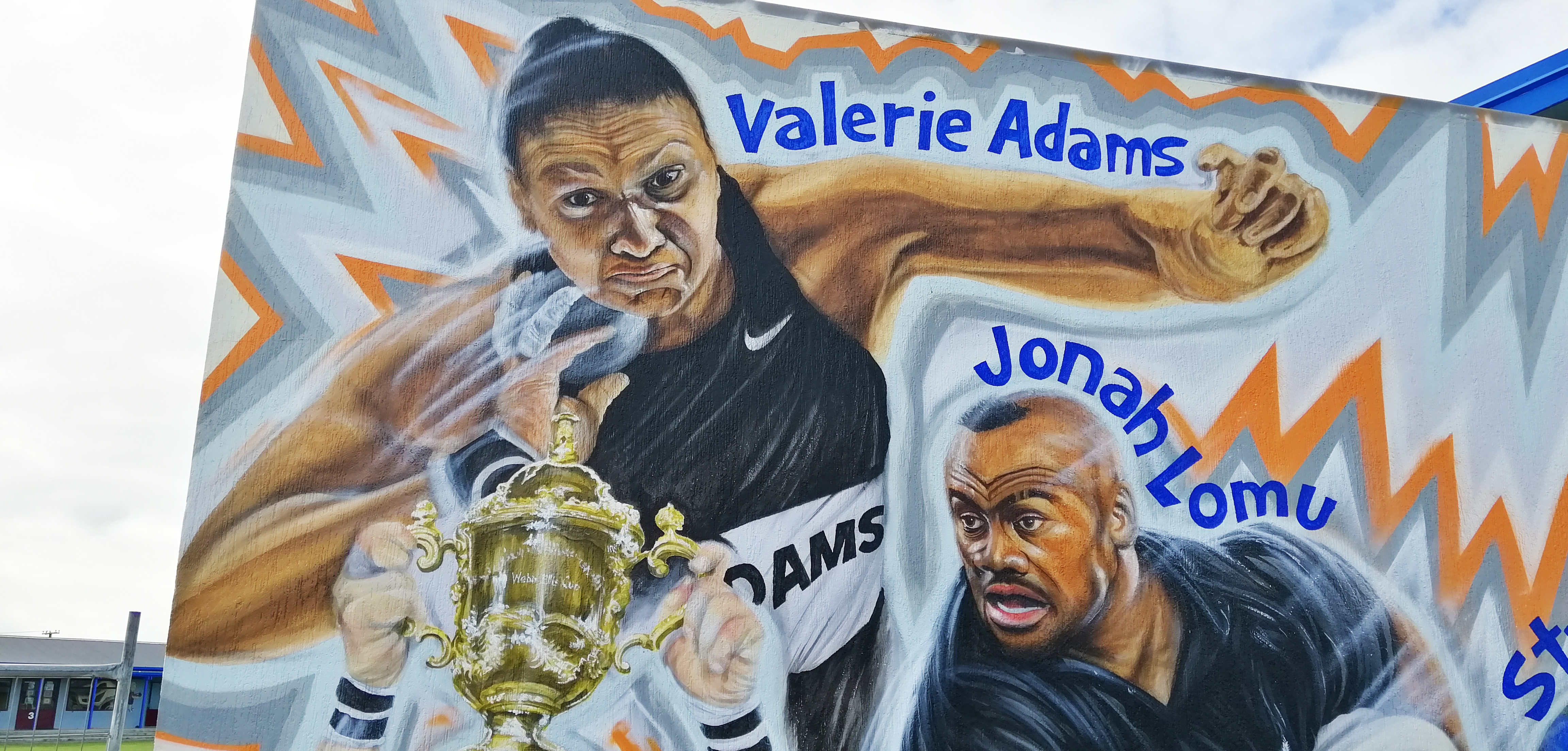 valerie adams finished