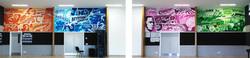 4 murals