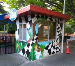 kiosk east side