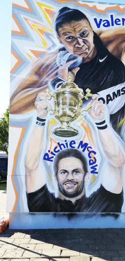 ritchie McCaw finished