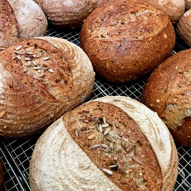 Vickie's Sourdough Bread