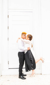 Engagement Photos - Vy & Jon