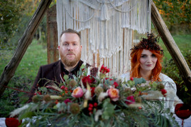 Kissed by Fire Shoot
