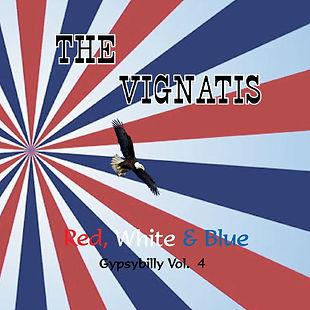 The Vignatis - Red, White & Blue Gypsybi