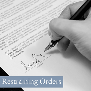 Restraining Orders Corinne Griffin & Co Midland Law Lawyers Midland