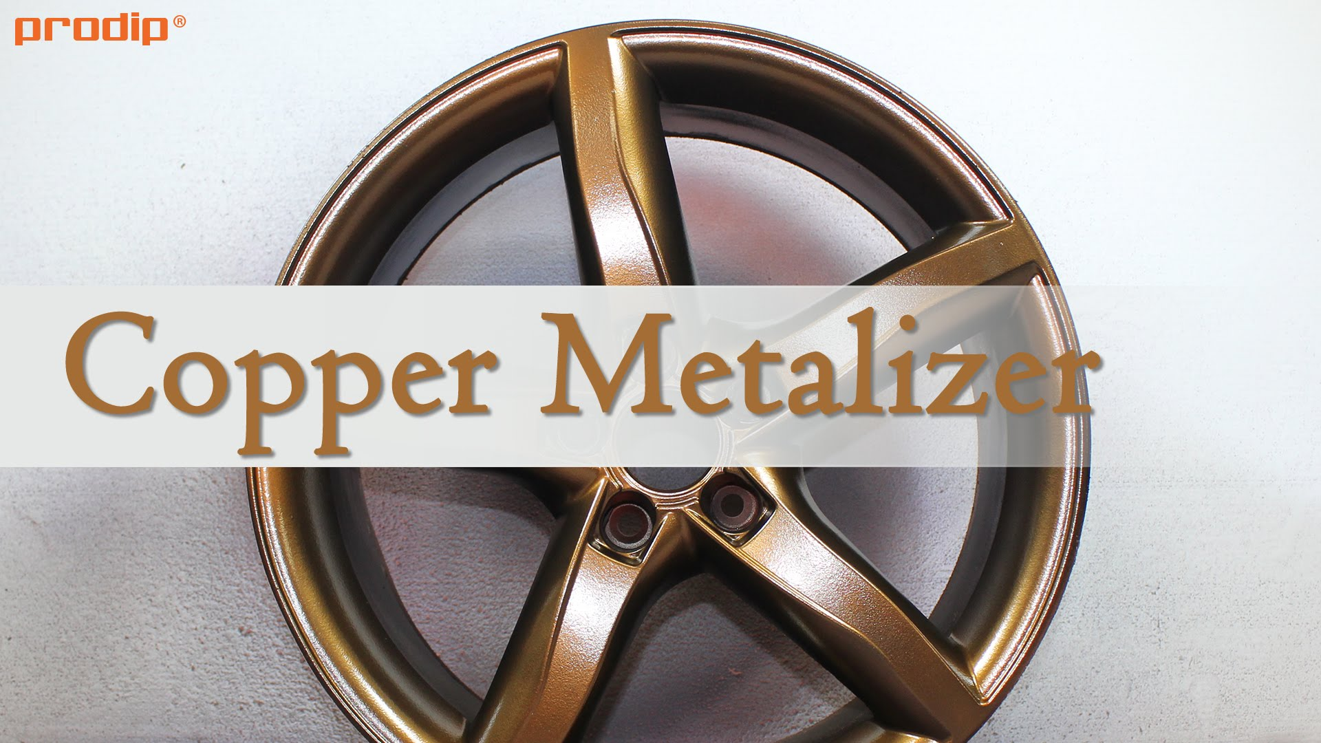 Copper Metalizer