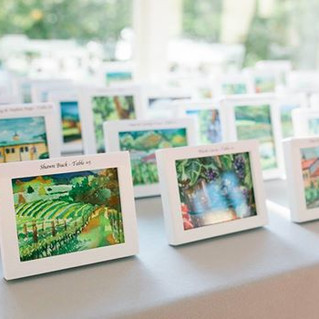 Themed Wedding Favors
