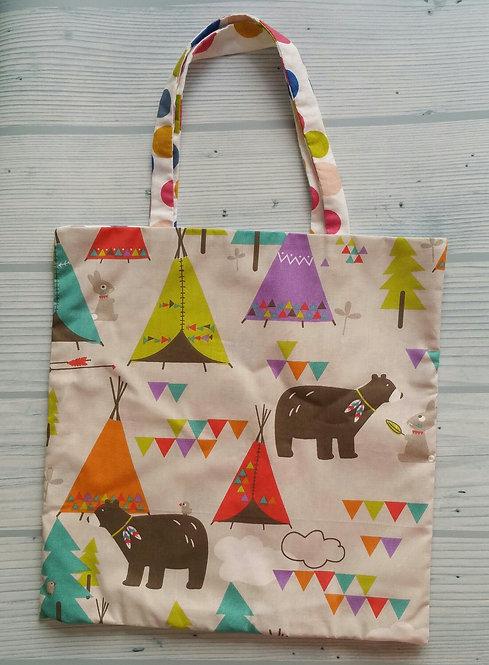Tote Bag Enfant - Ours
