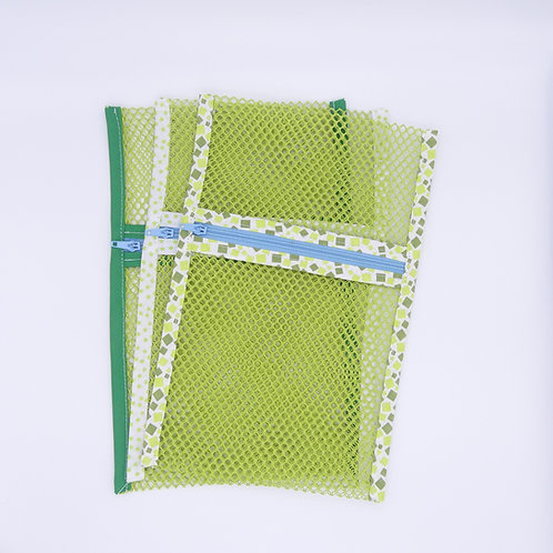 Filet lavage - Vert anis