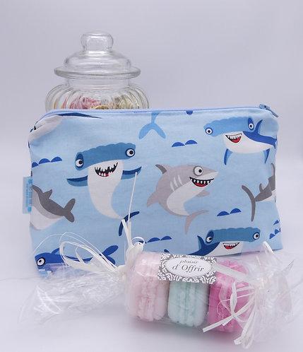 Trousse de toilette - Copains Requins