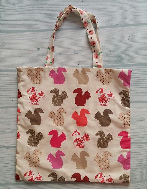 Tote Bag Enfant - Écureuil