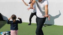 Yoga e Dança com os Pais