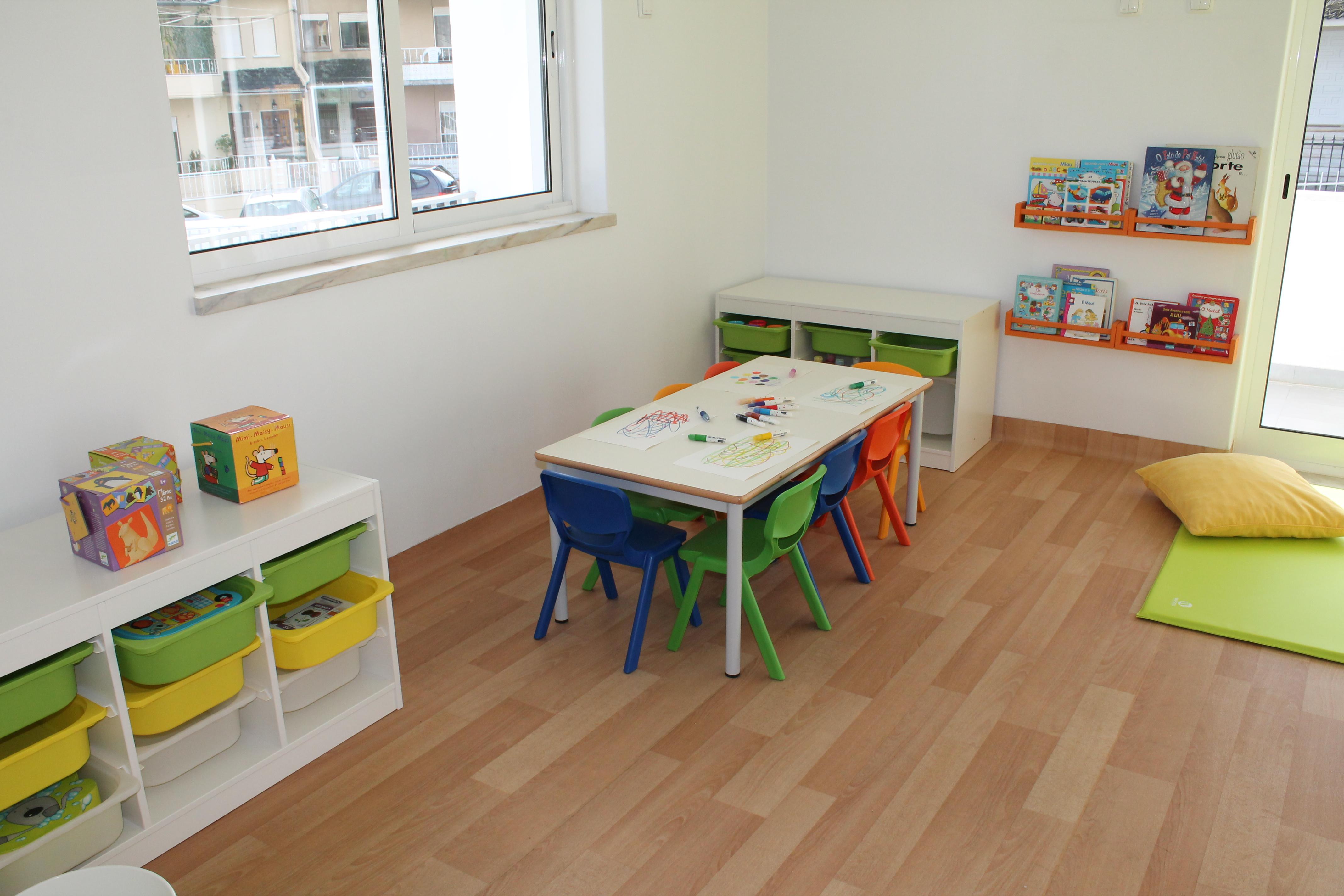 Pinturas e Jogos Sala 2