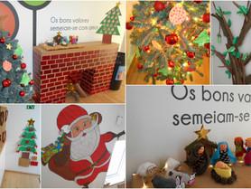 O Natal foi chegando ao Pomar!