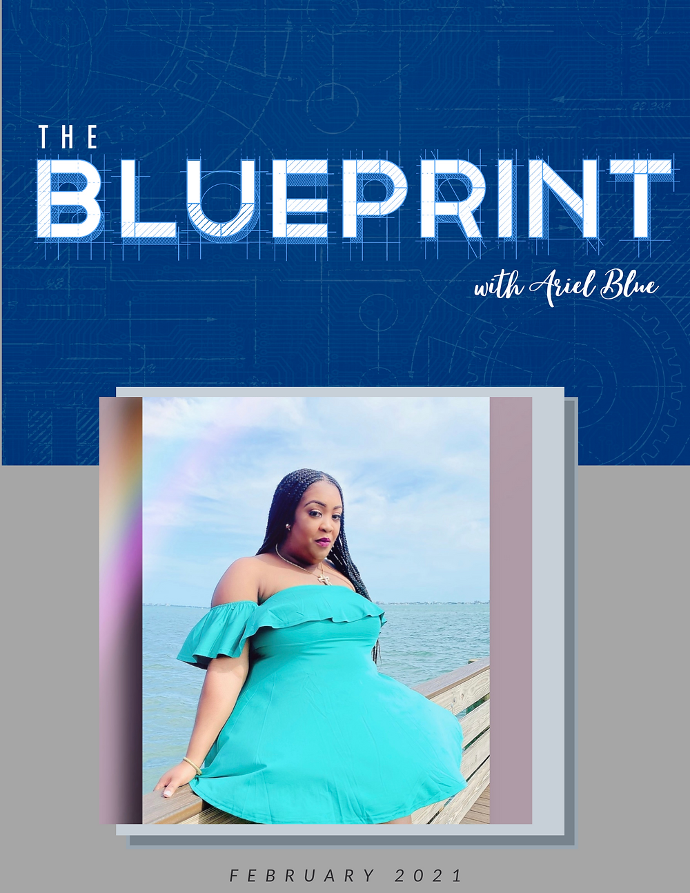 The Blue Print | February 2021 | cover page