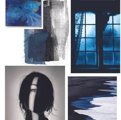 Casting Shadows Mood/Inspiration Board