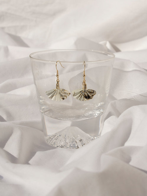 Ame Fan Earrings