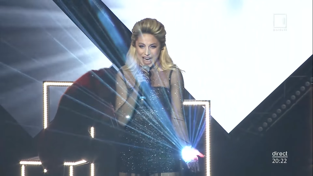 Natalia Gordienko's winning performance at O melodie pentru Europa 2020