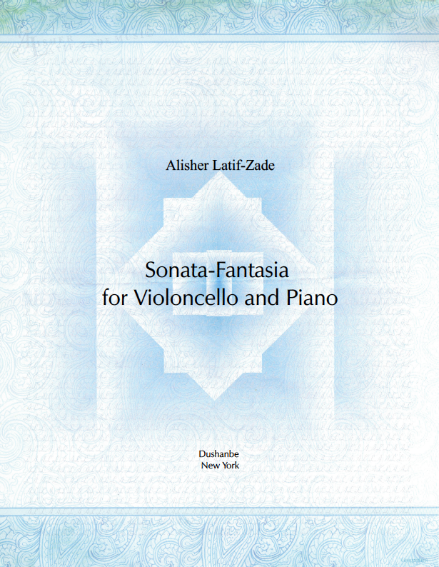 Sonata - Fantasia for Cello & Piano