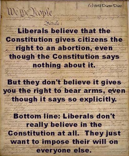 The Liberal Agenda!