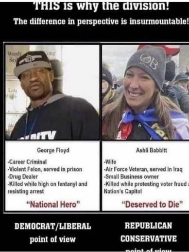 Thug vs Patriot