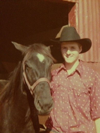 1974 My First Horse
