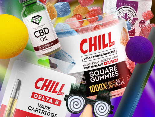 #1 CBD Products Online...