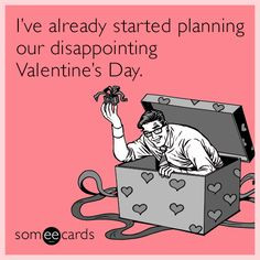The worst and best Valentine's Day ever.