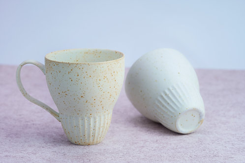 Hand-scraping Texture Cups(Set of 6)
