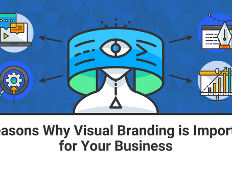 4 Reasons Why Visual Branding is Important for Your Business