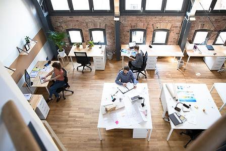 Espaço de Coworking
