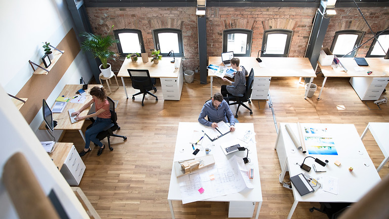 Co-working for less: WitWork