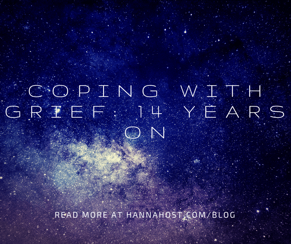 coping with grief graphic