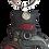 Thumbnail: doctor p | creepy eepz™ acrylic keyring