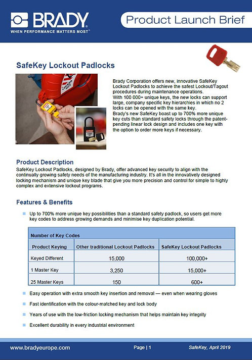 SafeKey_ProductLaunchBrief