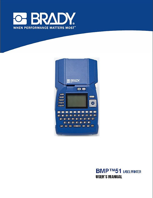 BMP51_UserManual