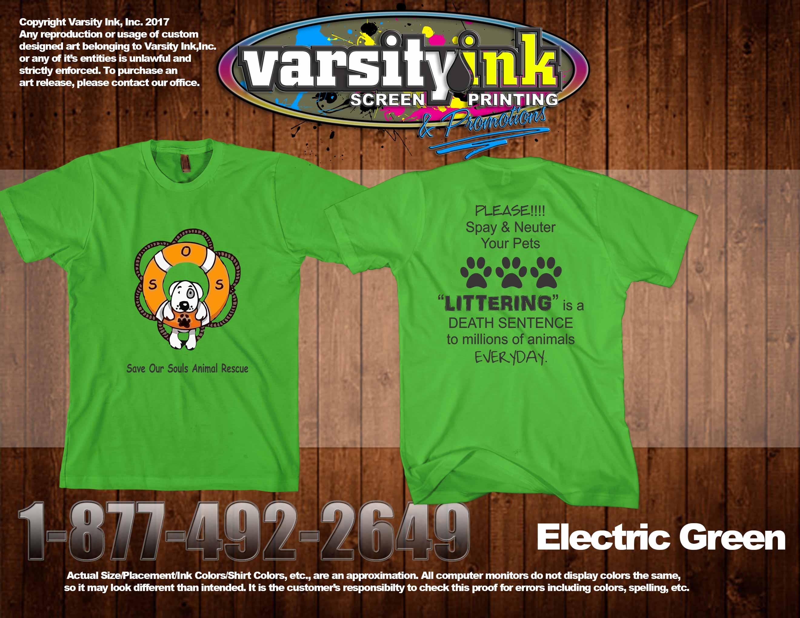 SOS-Electric-Green