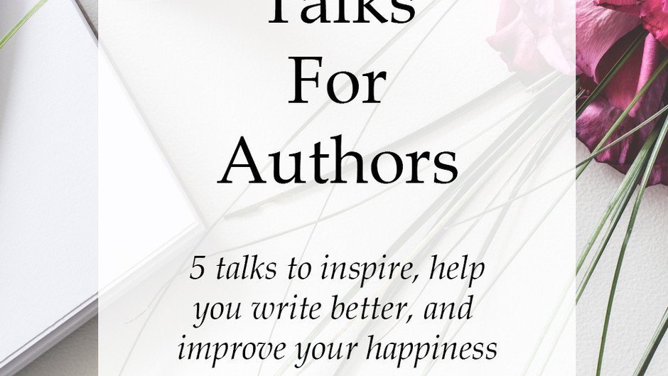Top Ted Talks for Authors