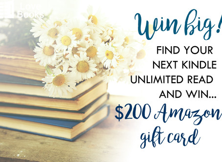 New Giveaway Alert: Win a $200 Amazon gift card