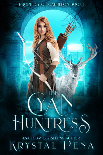 The Cyan Huntress