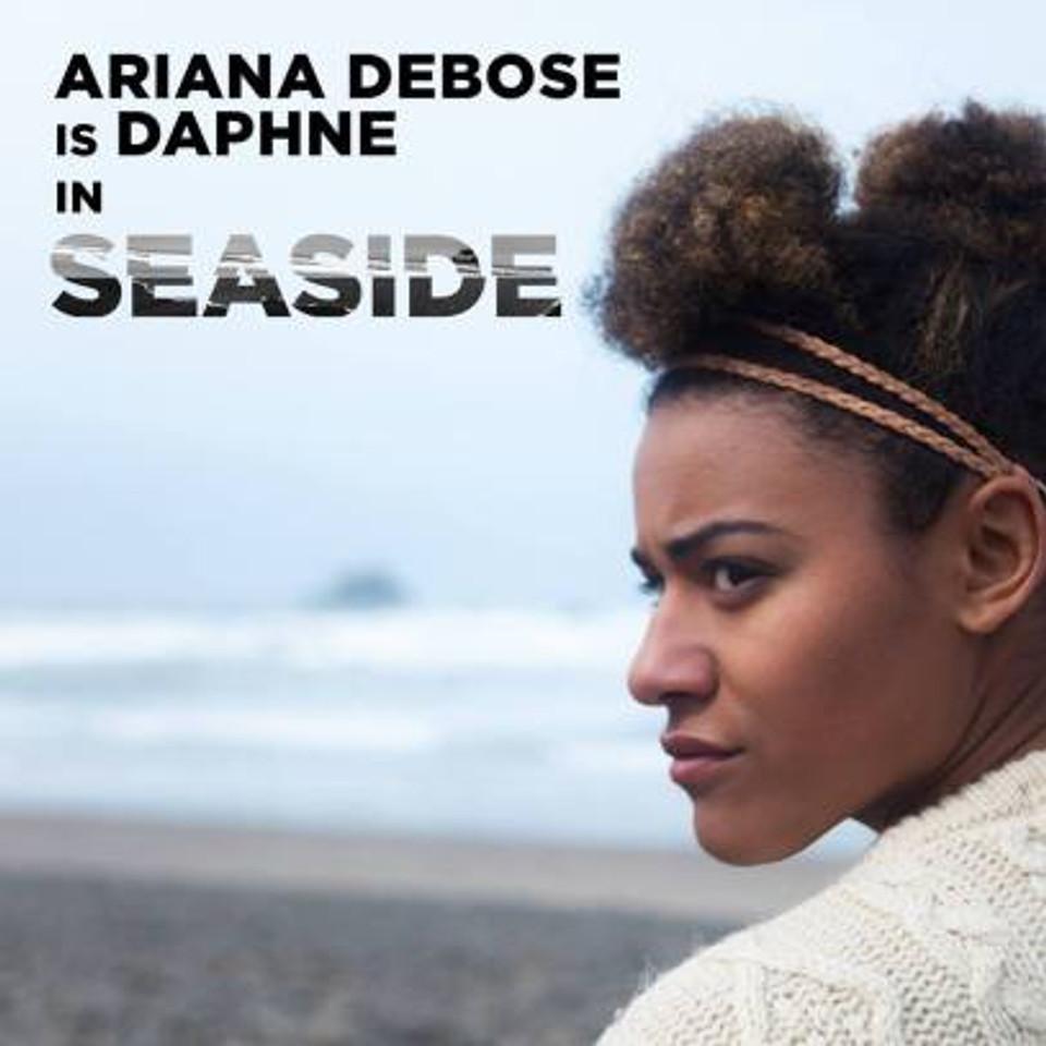 Ariana DeBose in Seaside