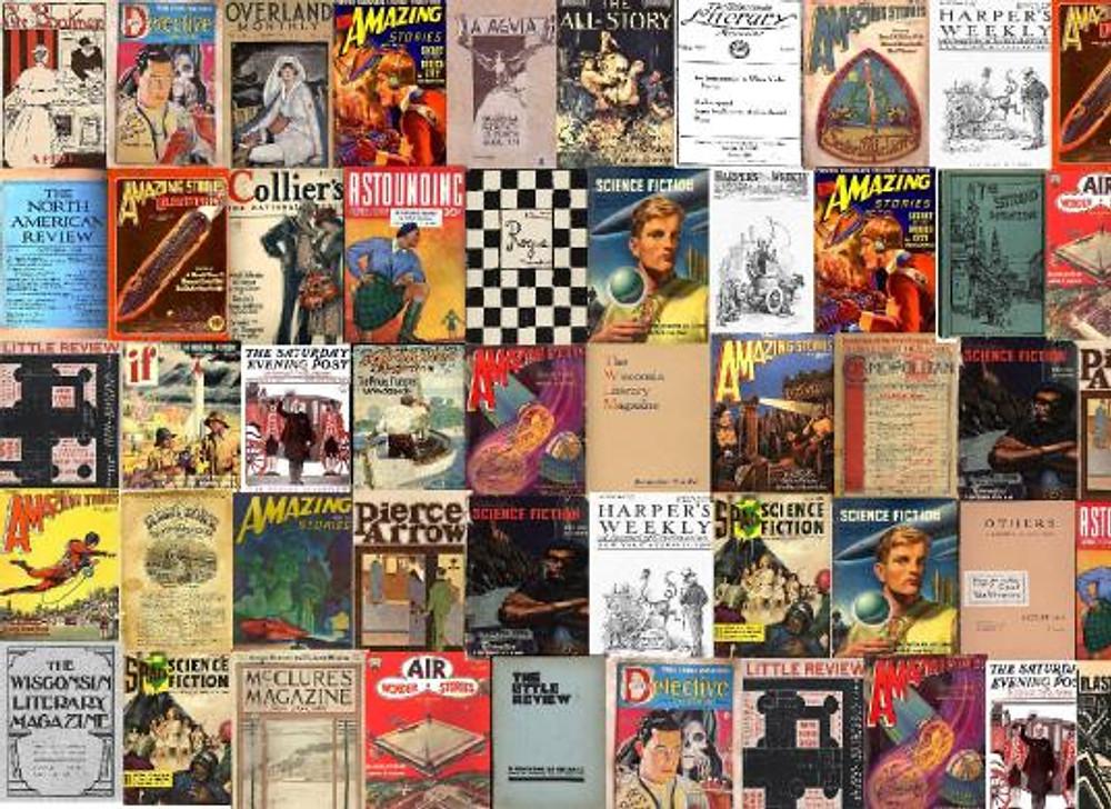 literary magazines