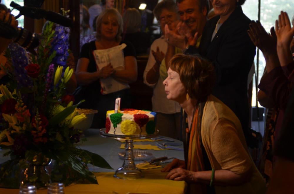 Sena 10th birthday 2011