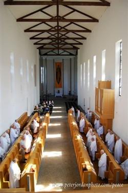 Gethsemani choir