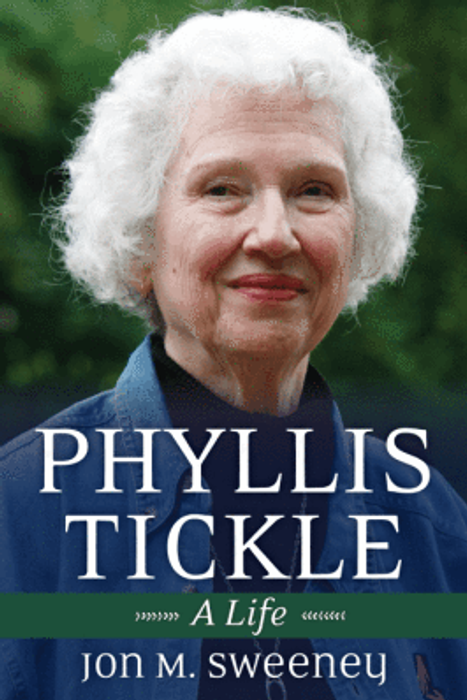 Phyllis Tickle A Life book cover