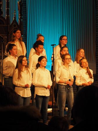 Auftritt in der Gospelkirche 23.12.18