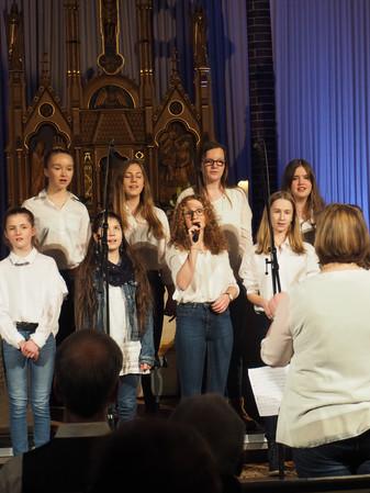 Auftritt in der Gospelkirche 2018